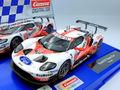 Carrera Digital132 スロットカー 30913◆FORD GT RACE CAR   #66 フォードGTにニューモデル!★デジタル・アナログ共用!
