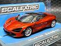 scalextric1/32 スロットカー C3895◆McLaren 720S   Azores Orange   マクラーレン720Sが新登場!★2018年夏の新製品!