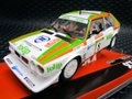SCX 1/32 スロットカー  A10153◆ LACIA DELTA INTERGRALE S4  #8/Cerrato & Cerri  RALLY SAN REMO 1986   4WD・前後ライト点灯◆入荷済み!