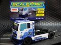 Scalextric 1/32 スロットカー  c3610◆Racing Truck  #22 White/Blue   2015年夏・話題の新製品! ★スーパーレジスタントモデル