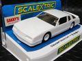 Scalextric 1/32 スロットカー  C4072 ◆Chevrolet Monte Carlo 1986 White-Body.   魅惑の新製品モンテカルロのストックカー!直輸入品 ★便利なホワイトボディー再入荷!