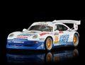 """Revoslot 1/32 スロットカー  RS0017◆Porsche 911 GT2.   #86 """"Gitanes"""" White  1/32最新モデル アルミ軽合金製シャシーを採用! ★再入荷!"""