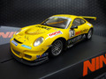 NINCO 1/32 スロットカー  50634◆PORSCHE 997 GT3  Rene Rast Carrera Cup/ Hockenheimring  2012  #14 GT Sport NC-5をA/Wで搭載  最新製品入荷!★好評出荷中!