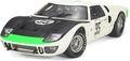 Fly-CarModel 1/32 スロットカー  A2013◆ FORD GT40 MKII  #95/Clarke & Payne.  DAYTONA 1966.   新登場!?★1966年のデイトナ出場車!