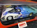 "Slot it 1/32 スロットカー SICA02i ◆Porsche 956 LH  ""BOSS""    #47/G Fouche, J Lassig, J Graham.   Le Mans 1984  G.フーシェって懐かしい名前ですね。★956LH/BOSSは9月20日頃入荷予定!!"