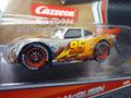 """Carrera-Go スロットカー 1/43  61291 NEW◆""""SILVER"""" LIGHTNING McQUEEN ディズニーピクサー/CARS2  カレラGoは1/32のコースでそのまま走れます。 マックィーンは人気No1★最新商品!"""