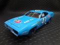 AUTO WORLD 1/18 ダイキャストモデル  ◆#43 RICHARD PETTY 1972 PLYMOUTH ROAD RUNNER    特選・現地買付品 ◆超お薦め ロードランナー!