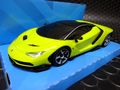 Scalextric 1/32 スロットカー  C3957◆ Lamborghini Centenario -Verde Mantis Green  お買い得感満点のスーパーレジスタントモデル!◆2018年秋の新製品
