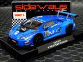 "RACER / SIDEWAYS 1/32 スロットカー SWCAR01J ◆LAMBORGHINI HURACAN GT3.  #100  ""NEC"" ATTEMPTO RACING.  BlancPain  ウラカンGT3にニューモデル◆入荷していますいます!"
