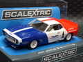 Scalextric 1/32 スロットカー   C3875◆C3875AMC Javelin  #1/George Follmer Trans Am 1972   最新商品・入荷済み!★今すぐ ご注文を!!