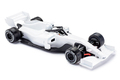 """Slotit Policar 1/32 スロットカー PC-CAR07◆Generic Modern F1  """"White """" モダンF1 ホワイトキットが入荷! 貴方ならどんなカラーに?◆ホワイトもうすぐ入荷、ご注文を~"""