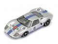 "NSR 1/32 スロットカー  0141SW◆ FDRD GT40 I  ""MARTINI RACING""  SILVER-GREY #6 -LIMITED EDITION-  SHARK  21.5K  EVO ★7月末ごろ入荷予定!!"