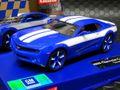 """Carrera digital132 スロットカー 30687◆Chevrolet Camaro Concept """"street version""""   市販前にモーターショーデビューを果たしたコンセプト・カマロ★デジタル・アナログ両用!"""