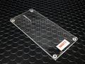 オリジナルツール  1/32 スロットカーパーツ  SKR1909C/V2◆アクリル製 車検台・展示ベース 2018年バージョンⅡ完成! マシンセッティングにディスプレー台にもに最適