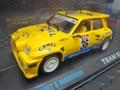 """Team Slot 1/32 スロットカー  1012103◆RENAULT 5 MAXITURBO   #36 """"CANARIAS""""     キャメルだぜ~!◆ちょっとだけ入荷!"""