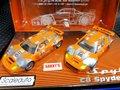 Scaleauto 1/32 スロットカー  sc6026◆ Spyker C8   Spyder GT2  LeMans 2007  #85 & #86 2cars Limited-set  注目のスパイカー限定2台セット!★再入荷!今なら3割引き特価!見逃さないで。