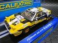 Scalextric 1/32 スロットカー  ◆Ferrari 308 GTB /Rally  ライト点灯!★メーカー絶版・海外取り寄せ品!