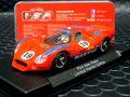 """NSR 1/32 スロットカー   0192SW◆FORD P68  """"Martini Racing"""" #19   Red     2021-NEWモデル★真っ赤なP68マルティニレーシング"""
