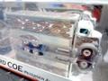ホットウィール 1/64 ダイキャストモデル  100% HOT WHEELS◆ '38 FORD  COE HAULER  Petersen-AutomotiveMuseum LTD ホワイト&シルバー/フレームス ピーターセン博物館・限定販売・希少モデル!
