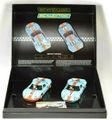 Salextric 1/32 スロットカー C4041A ◆Ford GT40 Le Mans 1969 Gulf Twin Pack ハイディティールモデル/ヘッドライト点灯◆2台セット限定ボッックが入荷!