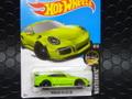 ホットウィール 1/64 ダイキャストモデル ★PORSCHE 911 GT3 グリーン! ★ホットなGT3入荷!今すぐどうぞ~!