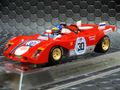 Slot Racing Company 1/32 スロットカー  SRC 03101 ◆ FERRARI 312PB   #30/Peterson、Schenken  Winner/ 1000 KM BUENOS AIRES 1972  入荷完了!★これがSRCのフェラーリ312PB!