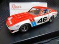 RACER SILVER-LINE 1/32 スロットカー    RC-SL18A ◆DATSON 240Z  SCCA 1971 Winner BRE #46/ John Morton   入荷しました!★今すぐご注文ください!