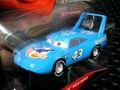 """Carrera Go 1/43 スロットカー 64107◆カーズ3/キング  CARS 3   Strip """"The King"""" Weathers. Disney/Pixar Cars 3 人気のキングがモデル化されたぞ!★#43「ザ・キング」堂々の登場!"""