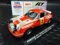 FLY 1/32 スロットカ- E2007 ◆PORSCHE 911  #2/ Marc Etchebers, Marie-Christine Etchebers. Rally 2000 Virajes 1974 - Limited Edition of 150. ★ウェザリングがイカす僅か150台だけの限定モデル!