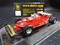 Slot Racing Company 1/32 スロットカー  SRC02201◆Ferrari 312T4  #11/ J.SCHECKTER 1/1000  限定モデル フェラーリ312T!★第2弾はジョディ-シェクターだぜ!