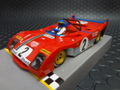 Slot It/Policar 1/32 スロットカー SI-CAR01B ◆FERRARI 312 PB  MONZA 1972 1000Km  #2/RONNIE PETERSON  ★ロニー・ピーターソン!