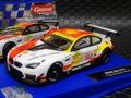 """Carrera Digital 132 スロットカー 30967◆BMW M6 GT3 #42 """"Team Schnitzer""""  ビッグボディーが魅力のM6のGT3!アナログ・デジタル両用です★2021年秋の新製品が早くも入荷!"""