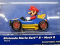 "Carrera-Go スロットカー 1/43 64148 ◆マリオカート マッハ8 ""マリオ""  任天堂マリオカート8""  NINTENDO Mario Kart Mach 8 - Mario カレラGoは1/32のコースでも走れます★マッハ8-マリオ!"