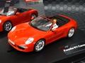 Carrera Evolution 132 スロットカー 27534◆PORSCHE  911 Carrera S Cabrio (red), 快速アナログ仕様 ★真っ赤なコンバーチブルがイイね!!
