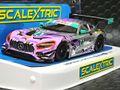 scalextric1/32 スロットカー C4044◆ Mercedes AMG GT3  #71  P1 Motorsports Daytona 2018.  前後ライト点灯・ハイディティールモデル ★入荷しました!