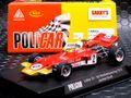 Slot It /Policar 1/32 スロットカー  SI-CAR02A◆ LOTUS 72  F1   #2 /Jochen Rindt   win at Hockenheimring 1970  スロットイットから待望のクラシック F1シリーズ! ★入荷完了!!
