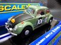 "scalextric1/32 スロットカー  C3361◆1959 VW Volkswagen Beetle  ""Peking to Paris Rally 2007"" #101 Matthew & John Keeler    これ面白いモデル!★最新入荷!"