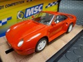 MSC 1/32 スロットカ-  6019◆PORSCHE 959 Rojo  Street Car/RED   AWD!注目の新製品
