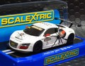 scalextric1/32 スロットカー   C3378◆AUDI R8 GT  PHOENIX RACING ROBUST    今すぐご注文を!★スパイダー!!