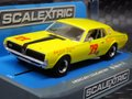 "scalextric1/32 スロットカー C3729◆ Mercury Cougar XR7 1967 #77/Mark Waco ""Bob Estes-Racing""  TRANS-AM 1967     入荷しています!★SCCAのクーガーXR-7が素敵!"