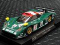 Slot It 1/32 スロットカー   CS23C◆ Porsche 911 GT1 Evo 98  FIA GT Donington 1998  #5 A.Hahne & A.Scheld   フラット6/アングルワインダー  最新入荷・人気のGT1/EVO!★このグリーンはイケてるよ!