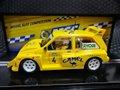 MSC 1/32 スロットカ-  6020 ◆ MG METRO 6R4  Rally Canarias1991  #4 Fernando Capdevila  激速4WD! NEWモデルのキャメル!★待望の再入荷!
