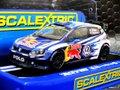 "Scalextric 1/32 スロットカー  C3744◆Volkswagen Scalextric VW Polo WRC "" Red-Bull""  #1 /Sébastien Ogier & Julien Ingrassia  Rallye Monte Carlo 2015 ハイディテールモデル 最新モデル。チャンプ、S,オジェ !★再入荷しました!"