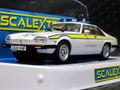 "Scalextric 1/32 スロットカー C4224 ◆Jaguar XJS  ""Police Edition""  2021年/秋の新製品 ジャガーXJ-Sのポリスカー★入荷!"