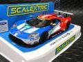 scalextric1/32 スロットカー C3858◆ Ford GT GTE  #69/JRyan Briscoe, Scott Dixon, Brit Richard Westbrook. Le Mans 2017   フォード-GTに69号車が追加リリース。前後ライト点灯!★新入荷!