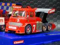 """Carrera Digital 132 スロットカー 30988◆Carrera Race Truck """"#7"""". Red  アナログ・デジタル両用!★レーストラックデビュー! 2021年 秋のニューモデル!"""