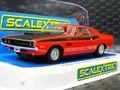 "scalextric 1/32 スロットカー C4065◆ Dodge Challenger 1970(RED)American Muscle Car   ""MOPAR""ファン待望の赤いチャレンジャー!★前後ライト点灯!"