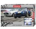 """Carrera 1/32 コースセット  25201◆""""Fast Classics"""" ファスト・クラシックスset   名車ACコブラとマスタングの2台付 ★日本での販売無し!"""
