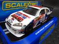 """Scalextric1/32 スロットカー c3003◆#88 Dale Earnhardt Jr  """"National Guard"""" NASCAR '09 Impala -SS   白いジュニアのマシンはカッコいい★海外取り寄せ再入荷!"""