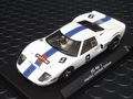 "NSR 1/32 スロットカー  0140SW◆ FDRD GT40 I  ""MARTINI RACING""  WHITE #9 -LIMITED EDITION-  SHARK  21.5K  EVO ★再入荷!"